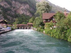 Unterwasser - Interlaken by <b>Philipp Kohler</b> ( a Panoramio image )