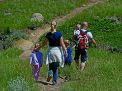 THE FAMILY THAT HIKES TOGETHER STAYS TOGETHER by <b>GRACEOFGODPRODUCTIONS</b> ( a Panoramio image )