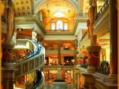 Consumers Temple   (The Forum Shops, Las Vegas) by <b>Rita Eberle-Wessner</b> ( a Panoramio image )
