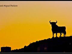 *El Toro by <b>Jesus Miguel Balleros</b> ( a Panoramio image )