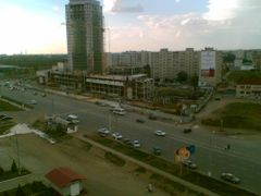 11 и 12 мкр. by <b>Sekandr</b> ( a Panoramio image )