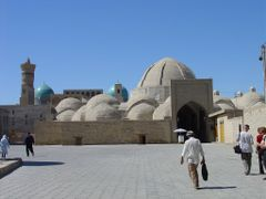 Bukhara-Tok i Zargaron by <b>Perinic D</b> ( a Panoramio image )