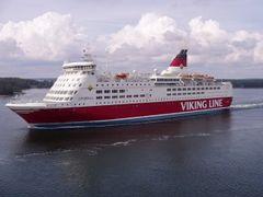 406 Das Schiff Amorella von Viking Line by <b>Daniel Meyer</b> ( a Panoramio image )