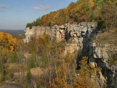 Kelso Cliffs by <b>Gord Handley</b> ( a Panoramio image )