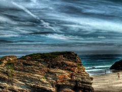 Playa de las Catedrales by <b>ZEUS74</b> ( a Panoramio image )