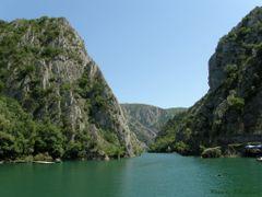 Matka lake by <b>B.Pejchinov</b> ( a Panoramio image )