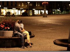 Tampere – the kiss by <b>©polytropos</b> ( a Panoramio image )
