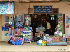 "Luang Prabang ""Gold Smith""! ;-)  by <b>Tomros</b> ( a Panoramio image )"