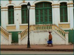 Historic Building on Main Street in Luang Prabang by <b>Tomros</b> ( a Panoramio image )