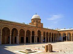 Al-Zaytuna Mosque, Tunis, Tunisia by <b>Hamed Ansari</b> ( a Panoramio image )