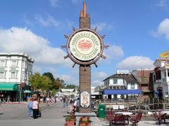 USA: Florida - Universal Studios, Fishermans Wharf by <b>Yory</b> ( a Panoramio image )