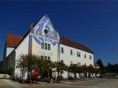 Kulturzentrum  _   Innere Stadt, Graz by <b>©  Imre Lakat</b> ( a Panoramio image )