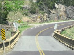 Stout Creek Bridge Mo. 72 (Iron County) by <b>blueskid5169</b> ( a Panoramio image )