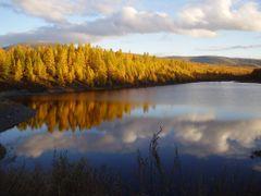 Осень в Кадали 22.09.11 by <b>Viktor Sarafanov</b> ( a Panoramio image )