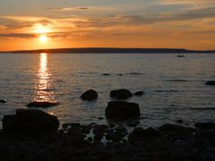 4th Beach Sunset by <b>Gord Handley</b> ( a Panoramio image )