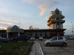 Airport Choibalsan by <b>Enkhee</b> ( a Panoramio image )