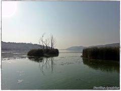 Lake of Kastoria by Apostolos by <b>Apostolos J. Doulias</b> ( a Panoramio image )