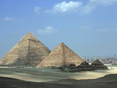Pyramids of Egypt by <b>Yahia.</b> ( a Panoramio image )
