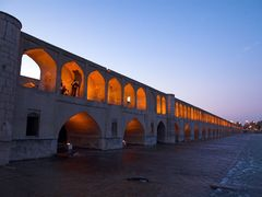 Si O Se Pol Bridge by <b>Takeshi</b> ( a Panoramio image )