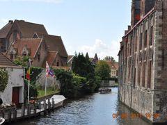 Brugge Belguim by <b>Charlotte B Deghlawi</b> ( a Panoramio image )