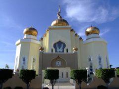 Iglesia La Luz del Mundo by <b>? ? galloelprimo ? ?</b> ( a Panoramio image )