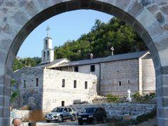 Stanjevici monastery-Манастир Стањевићи by <b>Без названия</b> ( a Panoramio image )