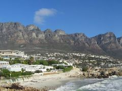 Panoramashot Campsbay incl the 12 by <b>Cato75</b> ( a Panoramio image )