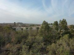Israel depuis le site du bapteme de Jesus Christ by <b>David Vaucher</b> ( a Panoramio image )