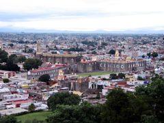 Vista desde la cuspide del cerro, cholula by <b>marcel_pics</b> ( a Panoramio image )