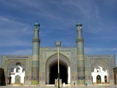 herat_friday_mosque_2006 by <b>davidadamex</b> ( a Panoramio image )