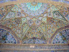 Herat Friday mosque - tiles by <b>davidadamex</b> ( a Panoramio image )