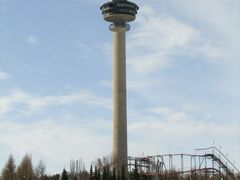 Tower Nasinneula seen from Lake Nasi by <b>Petri Sirkkala</b> ( a Panoramio image )