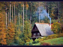 Trakoscan house by <b>Mrgud</b> ( a Panoramio image )