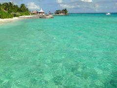 Baros, Maldivas. by <b>Madame X</b> ( a Panoramio image )