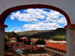 Vista Enmarcada de Recuay by <b>Bernardo Nieuwland</b> ( a Panoramio image )