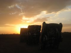 Cadillac Ranch, Amarillo, Texas (Part 6) by <b>J.gumby.BOURRET</b> ( a Panoramio image )
