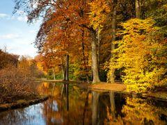 Autumn Colors, Apeldoorn by <b>© BraCom (Bram)</b> ( a Panoramio image )