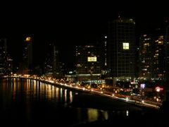 Avnida Balboa, Oceano Pacifico, Ciudad de Panama. Panama by <b>Gerardo J Gonzalez</b> ( a Panoramio image )