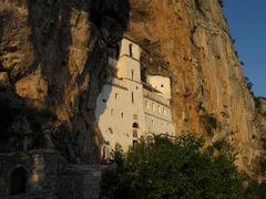 Манастир Острог~~~Ostrog monastery by <b>vladanscekic</b> ( a Panoramio image )