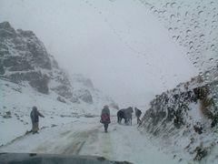 Cruzando la Cordillera by <b>Jaime Caviedes</b> ( a Panoramio image )