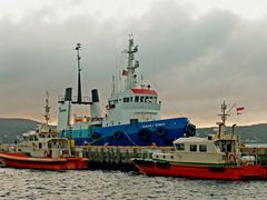 Port Hawksbury Port, NS by <b>Chuckels</b> ( a Panoramio image )
