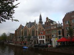 Oude Kerk by <b>chrmt</b> ( a Panoramio image )