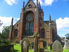 Kirkwall - St. Magnus Cathedral by <b>Valerio Manassero</b> ( a Panoramio image )
