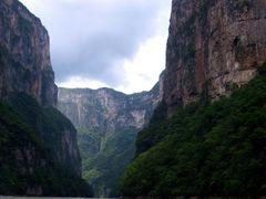 El Sumidero...Impresionante by <b>Jorge Alberto Vega</b> ( a Panoramio image )