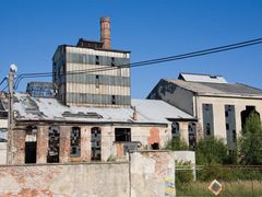 Factory by <b>Paul Spanjaart</b> ( a Panoramio image )