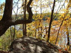 The Wide Missouri In The Fall by <b>hmantz</b> ( a Panoramio image )