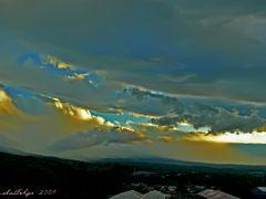 Amanecer,  Naranjo, Costa Rica by <b>Melsen Felipe</b> ( a Panoramio image )