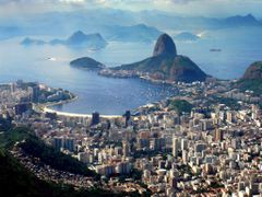 Rio de Janeiro - Vista a partir do Corcovado ©Germano Schuur by <b>Germano Schuur</b> ( a Panoramio image )