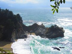 Julia Pfeiffer State Park Big Sur  Cal !! Along Cabrillo Hwy !! by <b>Sylvia & Roger</b> ( a Panoramio image )