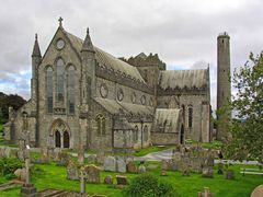 St.Canice Cathedral by <b>marco.marsella</b> ( a Panoramio image )